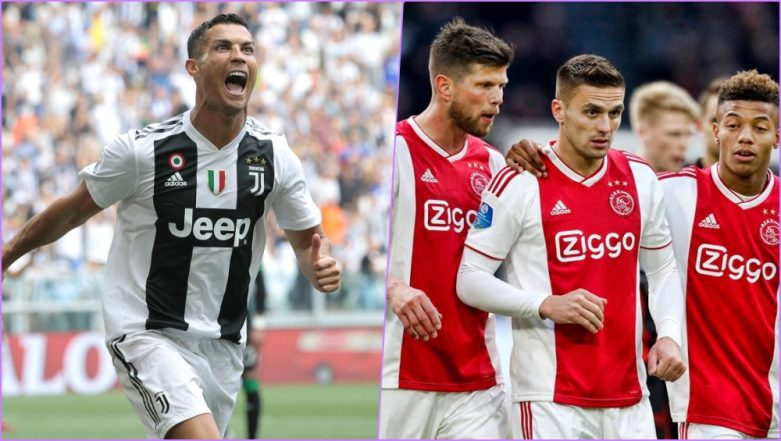 Juventus vs Ajax, Champions League Quarter-Final Live Streaming Online: How to Get UEFA CL 2018–19 Leg 2 of 2 Match Live Telecast on TV & Free Football Score Updates in Indian Time?
