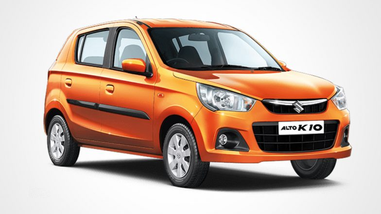 Maruti Alto K10 India Prices Increased After Upgrade With New Safety Features