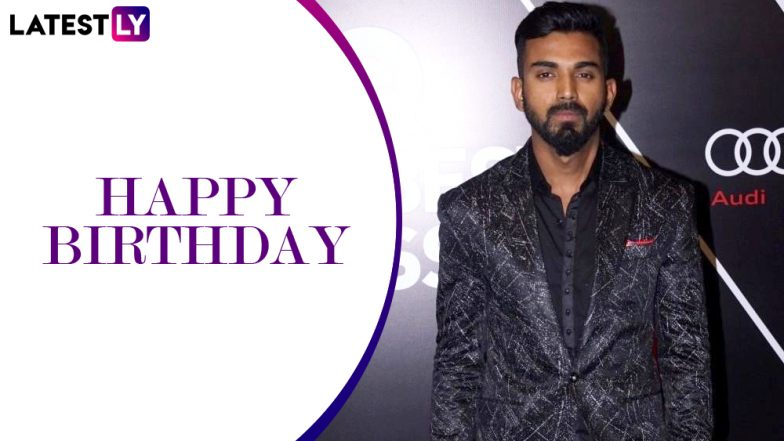 KL Rahul Turns 27: Here's a Look at a List of Centuries by Wicket-Keeper Batsman on His Birthday