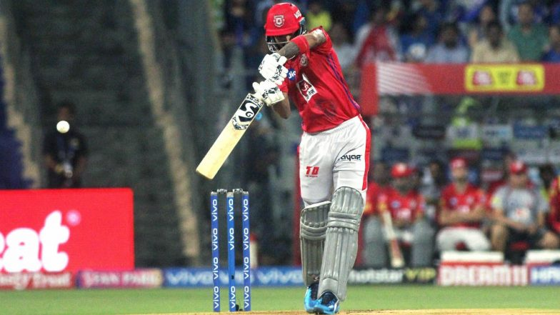KL Rahul Scores Maiden IPL Century During MI vs KXIP Match in Mumbai