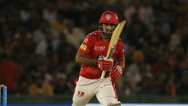 KXIP vs SRH, Toss Report Live Updates: Kings XI Punjab Wins the Toss; Opts to Bowl (Watch Video)
