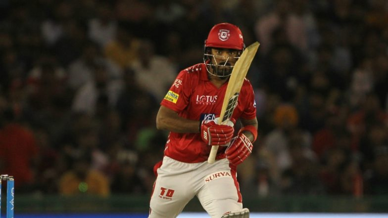 KL Rahul Scripts This Record After His Half-Century Against Rajasthan Royals IPL 2019 Match