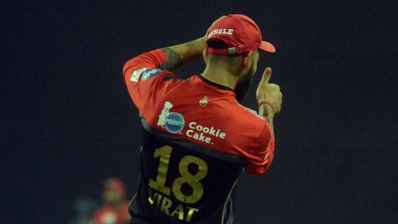Virat Kohli Takes a Superb One-Handed Catch During KKR vs RCB IPL 2019 Match, Watch Video