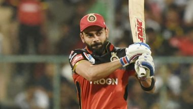 RCB vs KXIP, IPL 2019: Royal Challengers Bangalore Captain Virat Kohli Fined Rs 12 Lakh For Slow Over-Rate Against Kings XI Punjab