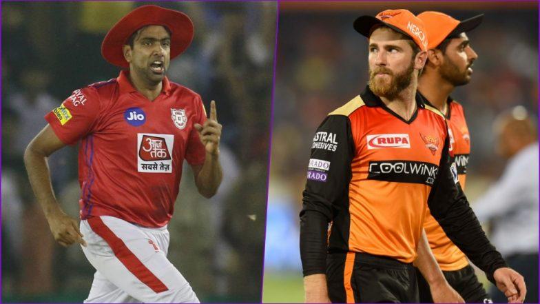 KXIP vs SRH Head-to-Head Record: Ahead of IPL 2019 Clash, Here Are Match Results of Last 5 Kings XI Punjab vs Sunrisers Hyderabad Encounters!