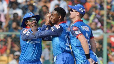 IPL 2019: Kagiso Rabada Scalps Four Wickets, Restricts Virat Kohli-Led Royal Challengers Bangalore to 149/8
