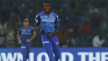 SRH vs DC Stat Highlights IPL 2019: Purple Cap Holder Kagiso Rabada Shines as Delhi Capitals Move to Second on Points Table
