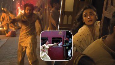 Kalank Trailer: Varun Dhawan-Alia Bhatt Recreate SRK-Kajol's Train Scene From DDLJ, Fans Troll This Tribute!