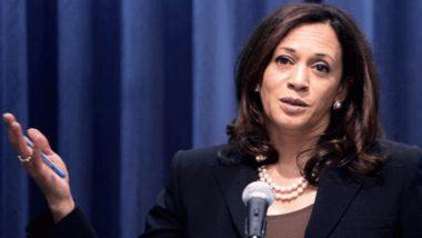 Congress Should Take Steps Towards Impeaching Donald Trump, Says Kamala Harris