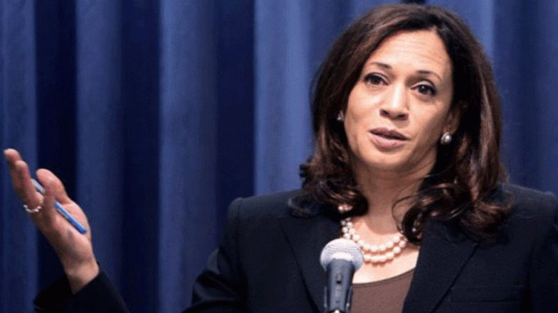 US Presidential Election: Kamala Harris' Campaign Raises USD 12 Million For 2020 Bid
