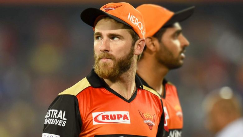 Kane Williamson Thanks SRH Players, Support Staff & Fans for an Exciting Journey Throughout IPL 2019