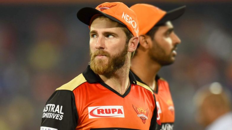Ahead of DC vs SRH IPL 2019 Eliminator Sunrisers Hyderabad Shares a Picture of Their Skipper Kane Williamson Chilling Out in a Pool