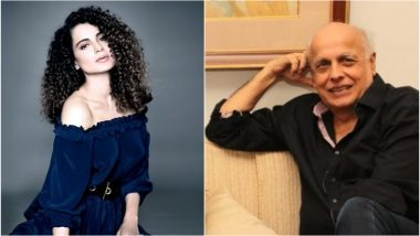 Kangana Ranaut's Sister Claims Mahesh Bhatt 'Threw a Chappal' at the Actress After She Refused to Sign Dhokha