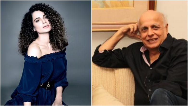 Kangana Ranaut's Sister Claims Mahesh Bhatt 'Threw a Chappal' at the Actress After She Refused to Sign Dhokha