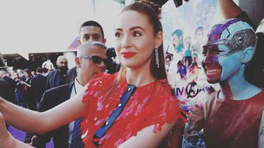 Guardians of the Galaxy Actress Karen Gillan Hits Back at Martin Scorsese Over His Comments on Marvel Movies
