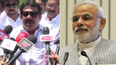 Karnataka Minister BZ Zameer Ahmed Khan Mocks PM Narendra Modi's Appearance, His 'Wife Left Him Because His Face Was Not Good'