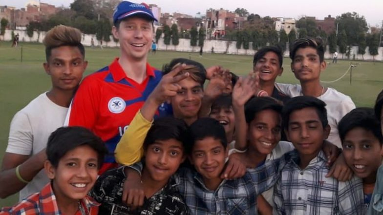 KXIP Squad 2019 Boosted! Iceland Mystery Spinner Kato Jonsson Joins Team Ahead of Kings XI Punjab vs Delhi Capitals, IPL 2019 Match 13