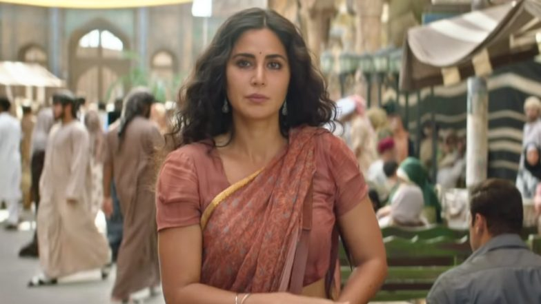 Katrina Kaif Hopes to Start Shooting of Film Under Her Production House by This Year