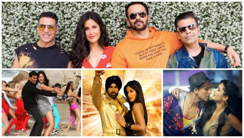 Katrina Kaif in Akshay Kumar's Sooryavanshi! A Box Office Report Card of All the Films These Two Stars Have Done Together in the Past