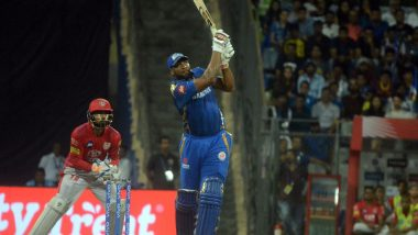 MI vs KXIP, IPL 2019: The Most I Can Do is Try to Put Runs on the Board, Says Kieron Pollard After Scoring 83 Runs Off Just 31 Deliveries