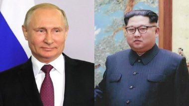 North Korea's Kim Jong-Un Heads to Russia for Meeting with Vladimir Putin on April 25