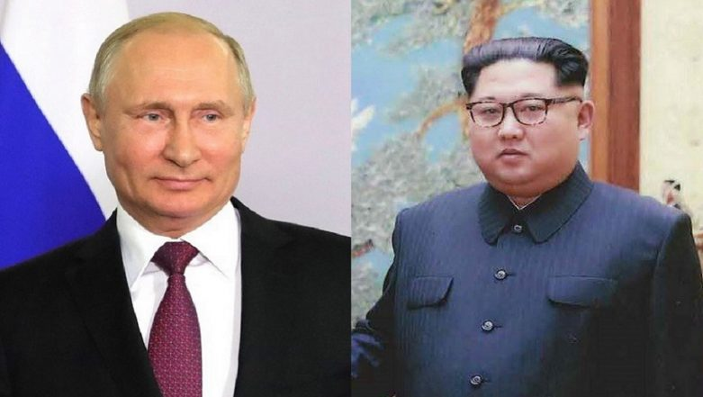 North Korea's Kim Jong-Un Heads to Russia for Meeting with Vladimir Putin on April 25