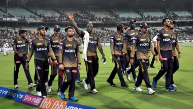 DC vs KKR IPL 2020 Dream11 Team Selection: Recommended Players As Captain and Vice-Captain, Probable Lineup To Pick Your Fantasy XI