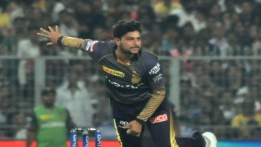 Kuldeep Yadav Breaks Down After Conceding 27 Runs to Moeen Ali in 16th Over of RCB vs KKR, IPL 2019 Match
