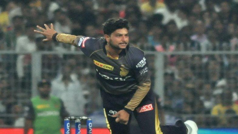 Kuldeep Yadav Breaks Down After Conceding 27 Runs to Moeen Ali in 16th Over of RCB vs KKR, IPL 2019 Match