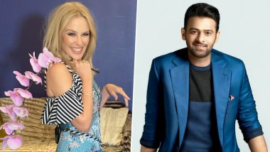Chiggy Wiggy Song Fame Kylie Minogue to Feature in Prabhas-Starrer Saaho?