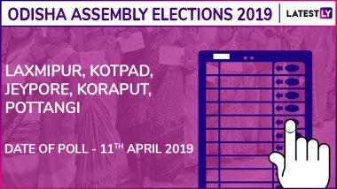 Laxmipur, Kotpad, Jeypore, Koraput, Pottangi Assembly Elections 2019 Results: Candidates, Names of Winning MLAs of Odisha Vidhan Sabha Seats