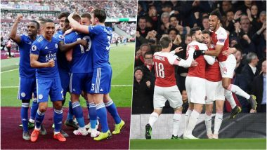 Leicester City vs Arsenal, EPL 2018–19 Live Streaming Online: How to Get Premier League Match Live Telecast on TV & Free Football Score Updates in Indian Time?