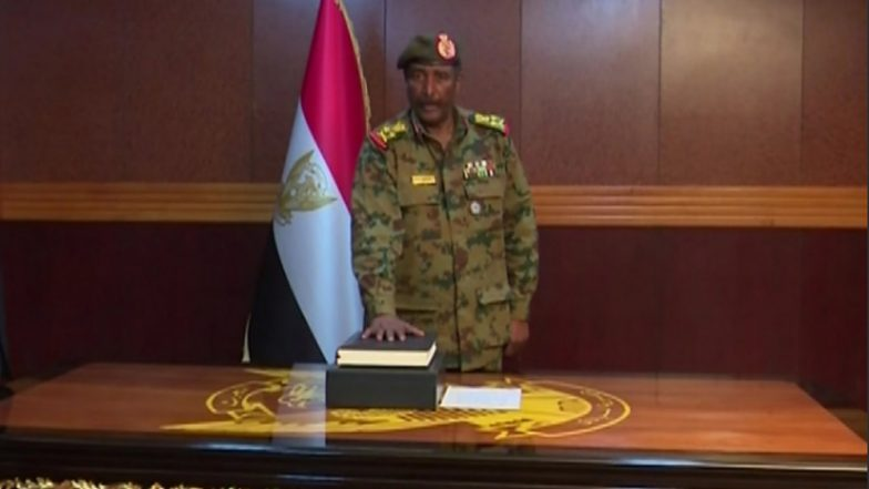 Sudan Military Ruler Promises to Hand over Power to People but Protesters Cut Ties with Transition Council
