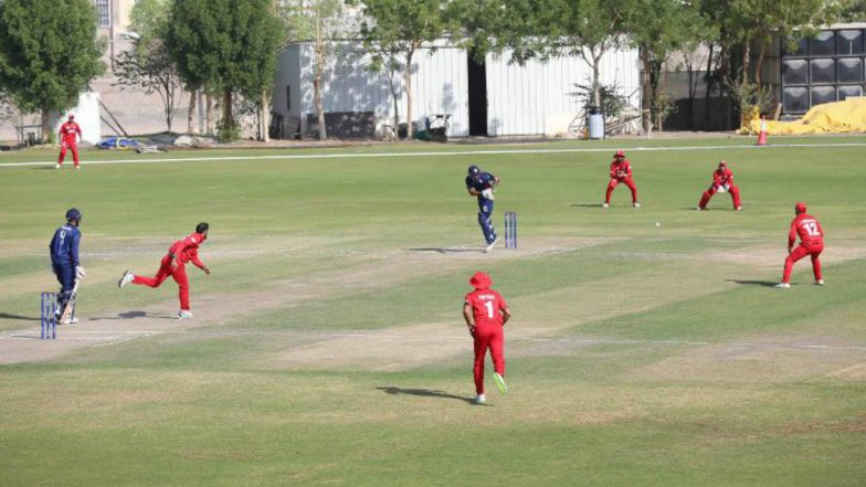 Live Cricket Streaming of Namibia vs Canada Online: Check Live Cricket Score, Watch Free Live Telecast of ICC World Cricket League Division Two 2019