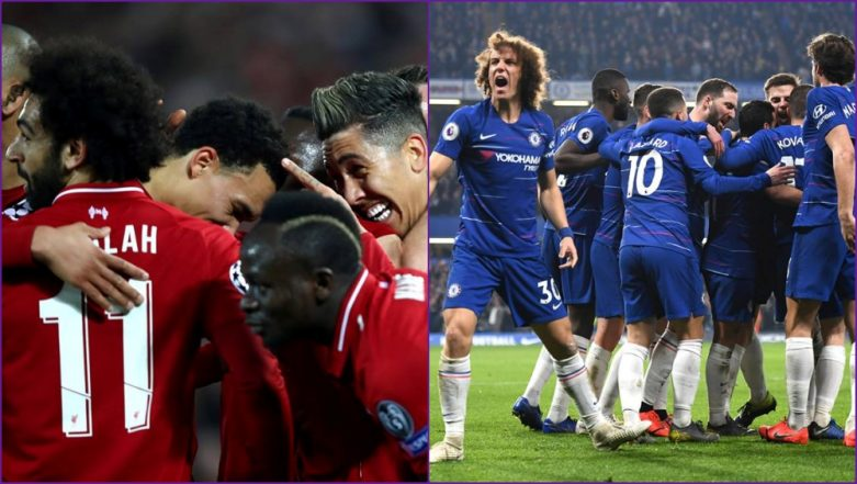 Liverpool vs Chelsea, EPL 2018–19 Live Streaming Online: How to Get English Premier League Match Live Telecast on TV & Free Football Score Updates in Indian Time?