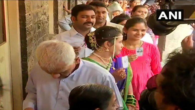 Lok Sabha Elections 2019 Phase 3: 46.28 Per Cent Voter Turnout in Maharashtra Till 3 PM