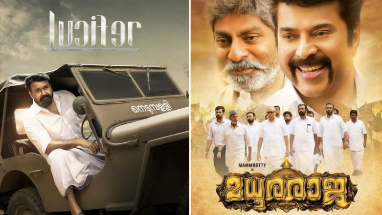 Mammootty's Madhura Raja or Mohanlal's Lucifer – Which Film Impressed You the Most? Vote Now!