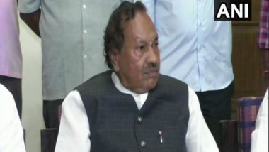 Karnataka Minister KS Eshwarappa Says 'Patriotic Muslims Will Vote for BJP'