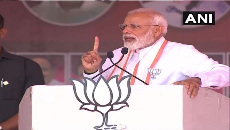 Congress, DMK  'Unhappy' With Me Over India's Rapid Global Strides, Says PM Modi in Tamil Nadu
