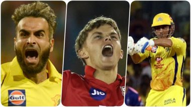 CSK vs KXIP, IPL 2019 Match 18, Key Players: MS Dhoni to Imran Tahir to Sam Curran, These Cricketers Are to Watch Out for at M Chidambaram Stadium
