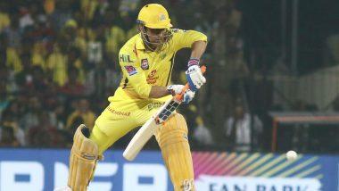 MS Dhoni's 75 Help Chennai Super Kings Reach 175/5 vs Rajasthan Royals