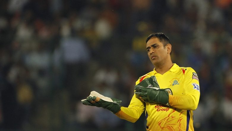 'Captain Cool' MS Dhoni Loses Cool in Final Over of CSK vs RR, Hits Out at Umpire for Retracting No Ball Call