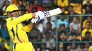 MI vs CSK Dream11 IPL 2020: Ahead of Season Opener, Let's Cherish 4 MS Dhoni Staggering Knocks