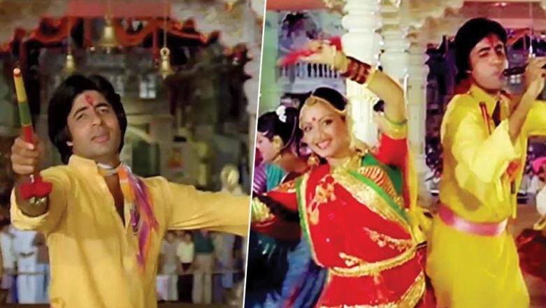 Chaitra Navratri 2019: O Sheronwali And Other Bollywood Songs on Maa Durga You Can Play on The Auspicious Occasion