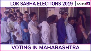 Maharashtra Lok Sabha Elections 2019: 55 Percent Voting Recorded Till 5 PM