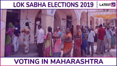 Maharashtra Lok Sabha Elections 2019: 52.07 Percent Voter Turnout Recorded in Phase 4