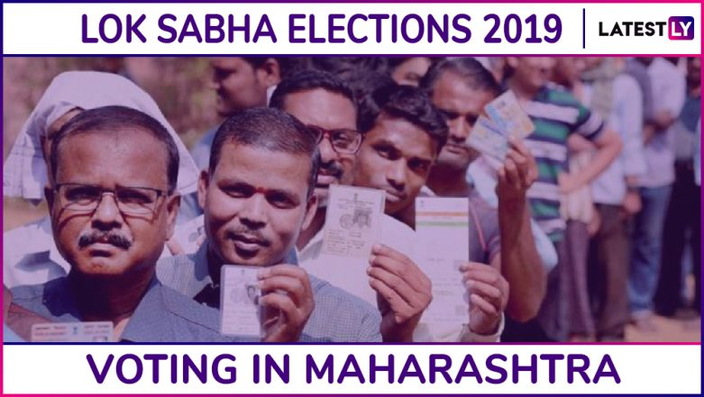 Maharashtra Lok Sabha Elections 2019: Phase 2 Polling Concludes, Moderate 57% Voter Turnout Recorded