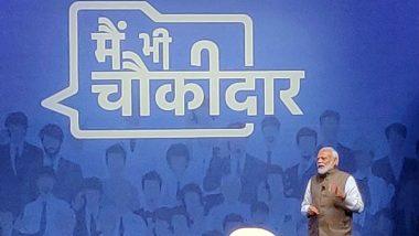 BJP's 'Main Bhi Chowkidar' Campaign a Hit on Social Media, Congress' 'Chowkidar Chor Hai' Fail: Buzzooka Survey