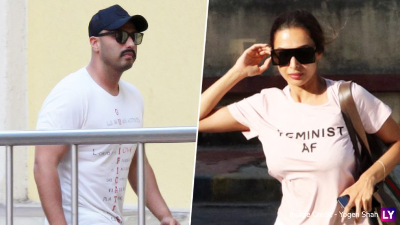 Arjun Kapoor and Malaika Arora's Recent Hospital Visit is Making Us Curious