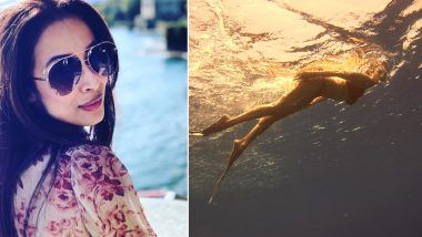 Malaika Arora's Magical Underwater Pic Will Make You Crave a Vacation